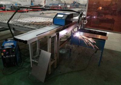 fornisca il router di CNC del metallo / la macchina di taglio di profilo del tubo di CNC del plasma cnc