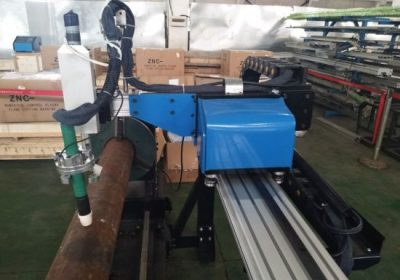 Tagliatrice per tubi in acciaio inox al plasma CNC