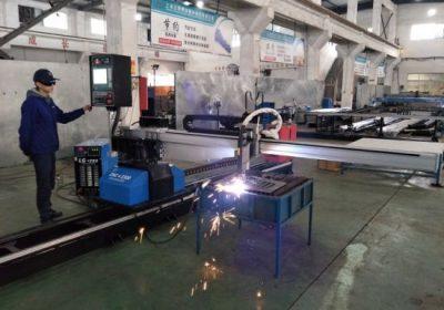 Tagliatrice del tubo della fiamma del plasma di CNC portatile dalla porcellana con il prezzo franco fabbrica