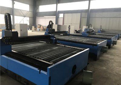 Macchina da taglio plasma automatica CNC PORTATILE