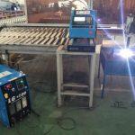 Tipo Gantry CNC Plasma Cutting and Plasma Cutting Machine, lamiera di acciaio di taglio e macchine di perforazione prezzo di fabbrica