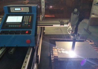 Tagliatrice per tubi al plasma cnc con tubo di metallo al carbonio
